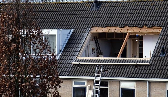 Placer une lucarne de toit