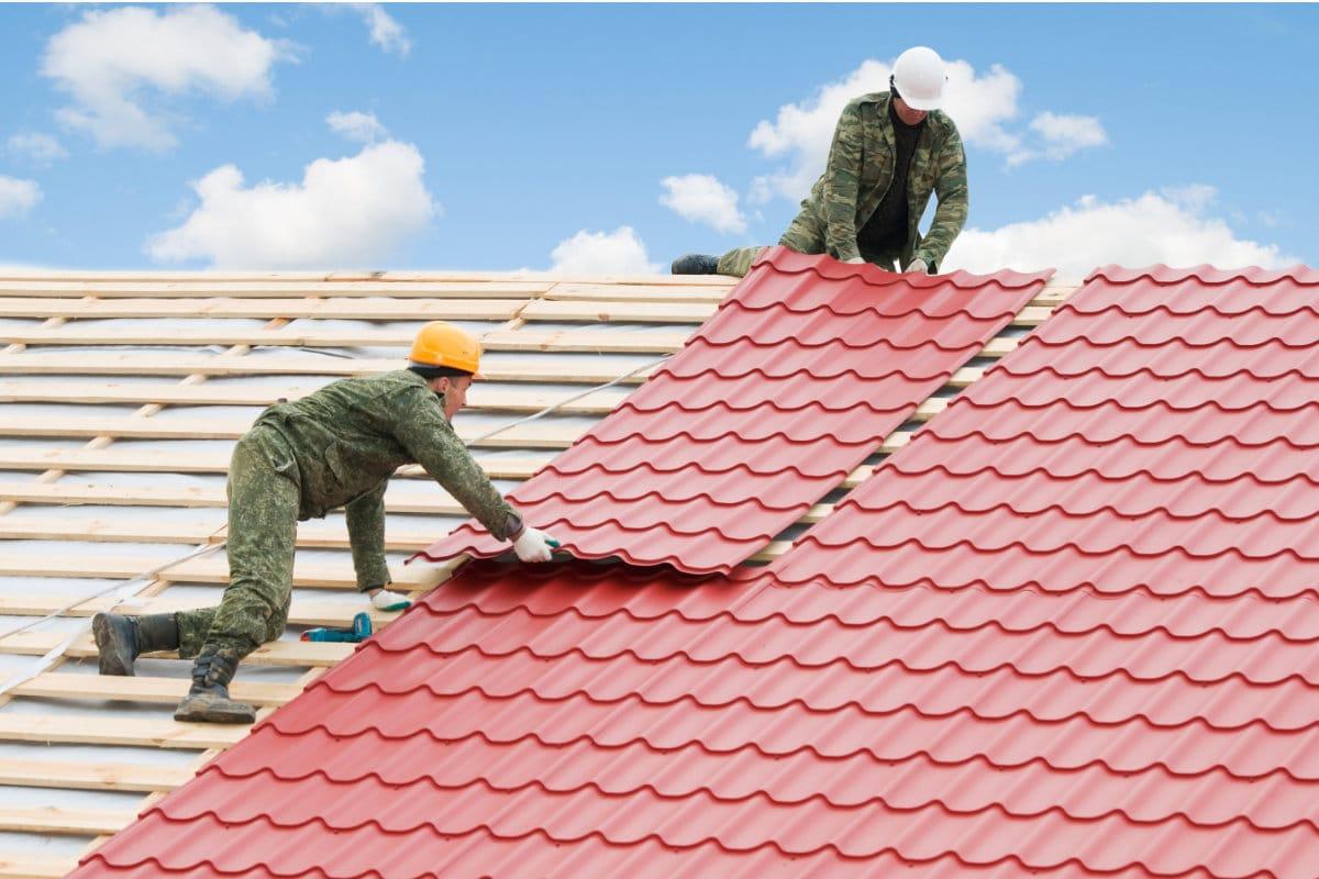 fuite toiture renovation