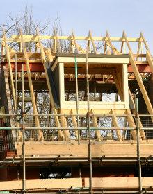 travaux de toiture nouvelle construction